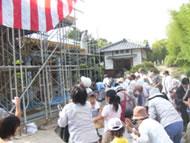 本住寺 地鎮祭